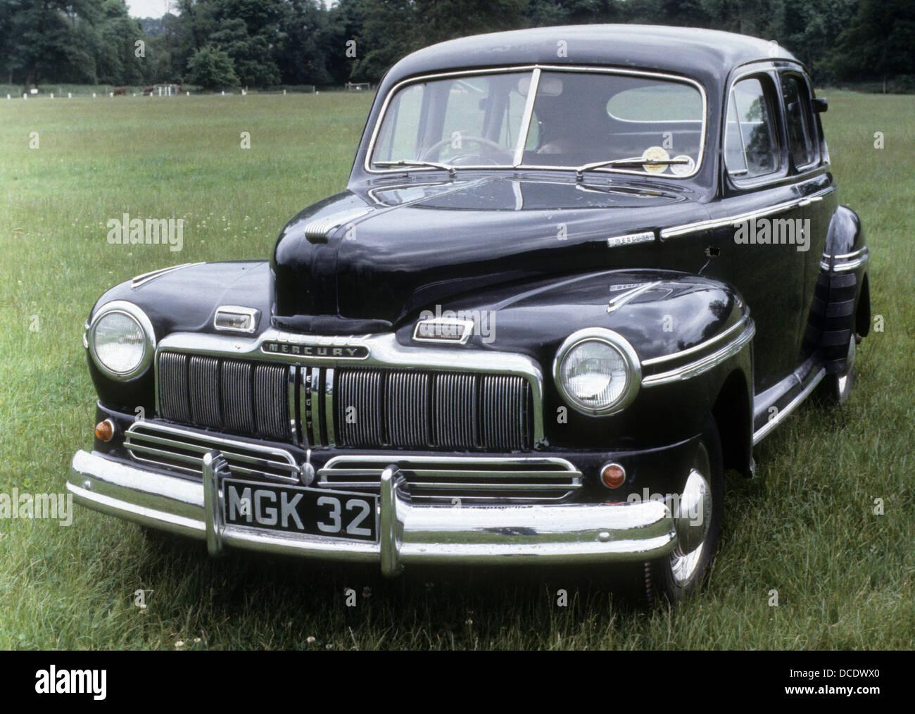 1946 MERCURY - Stock Image