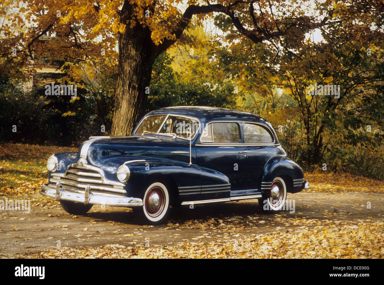 Silver Streak Stock Photos Images Alamy 1941 Pontiac 1947