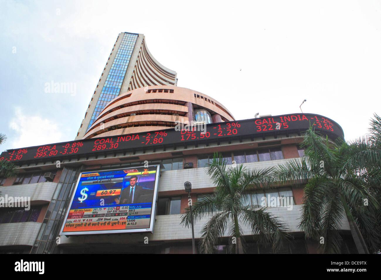 bombay stock exchange in india pdf