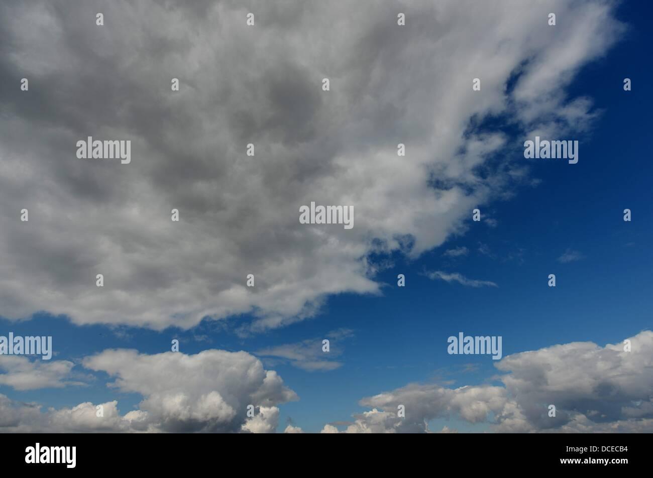 Claudy Sky in Germany. Photo: Frank May Stock Photo