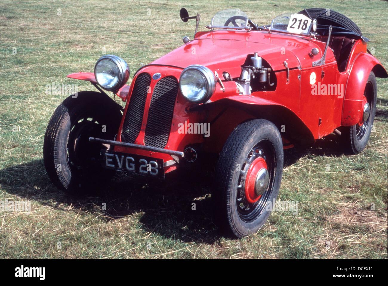 1951 DELLOW MK11. Photo Andrew Morland - Stock Image