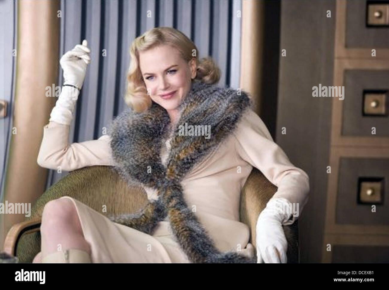 THE GOLDEN COMPASS 2007 Metropolitan Films movie with Nicole Kidman - Stock Image