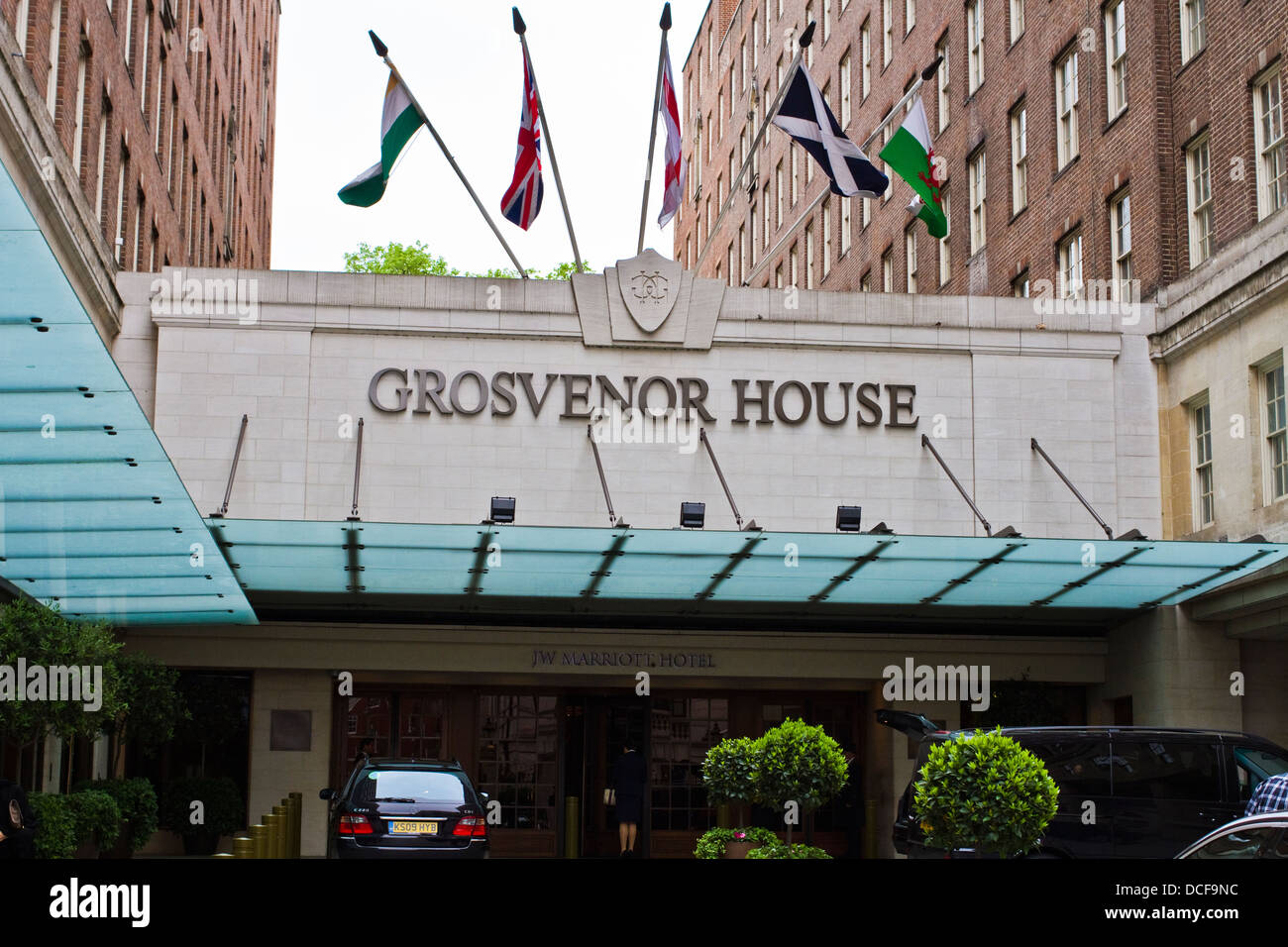 The Grosvenor House Hotel Park Lane