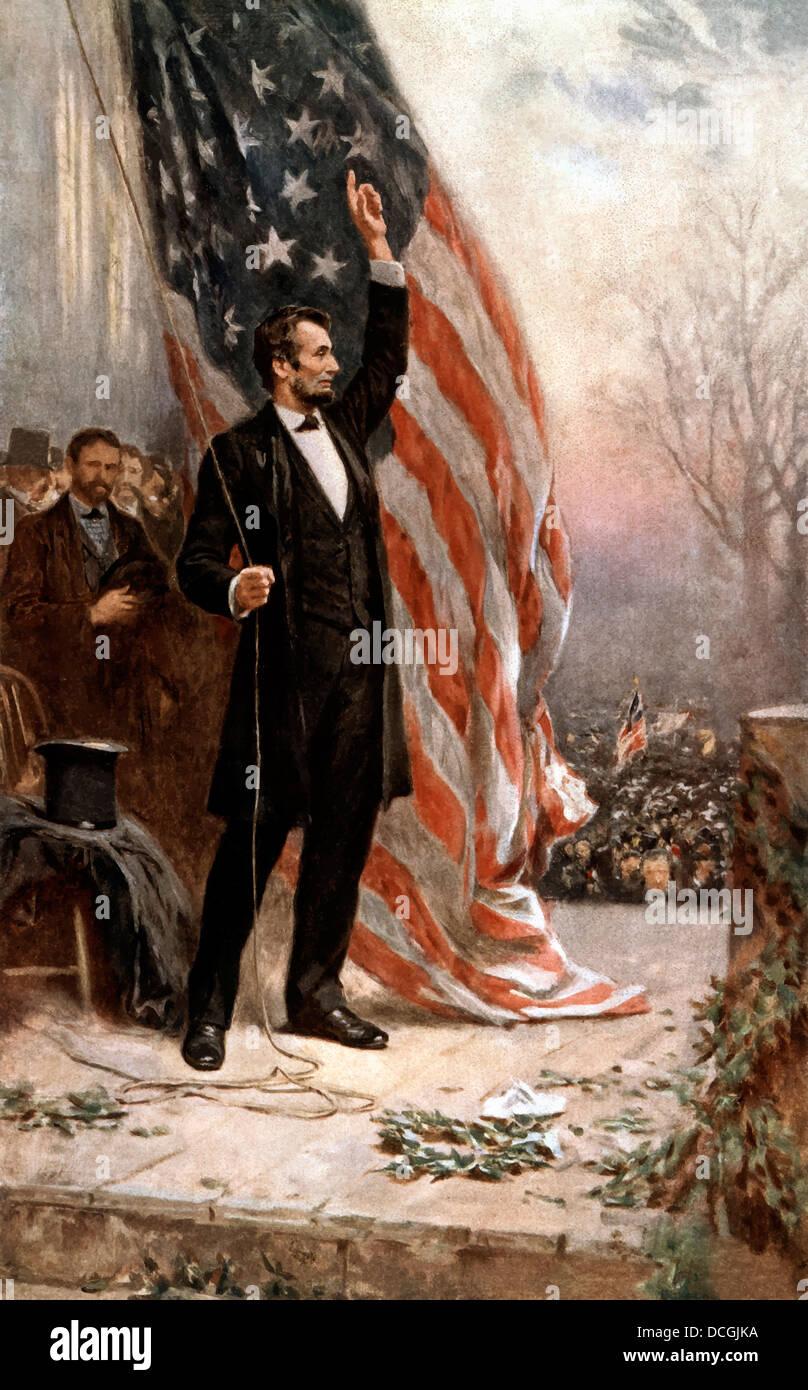 president lincolns speech - 622×1000