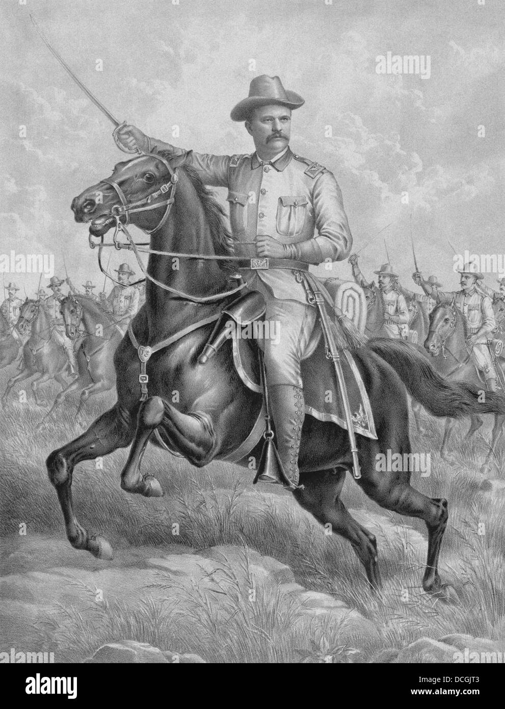 the spanish american war and theodore Florida: essays and poems by fcit spanish-american war: the rough riders in tampa by theodore roosevelt additional information.