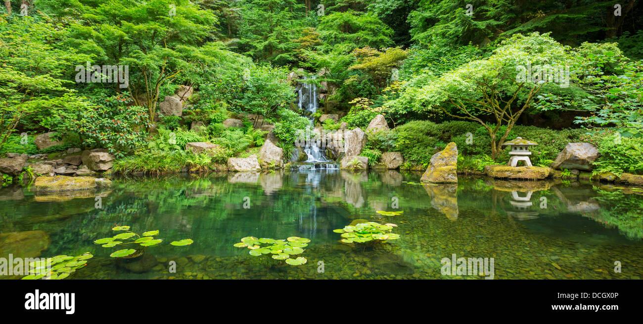 Beautiful Japanese Zen Garden