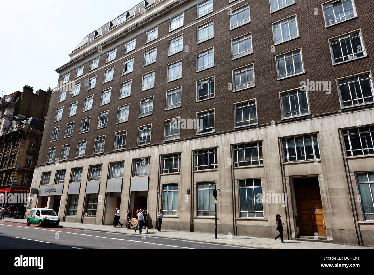 principal registry of the family division first avenue house holborn London England UK - Stock Image