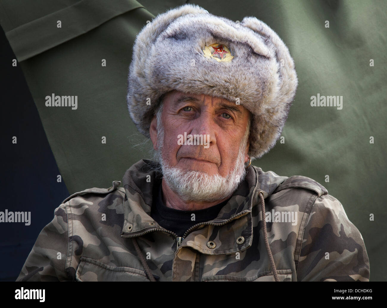 ad3a662e7d0 Russian Military Hat Stock Photos   Russian Military Hat Stock ...