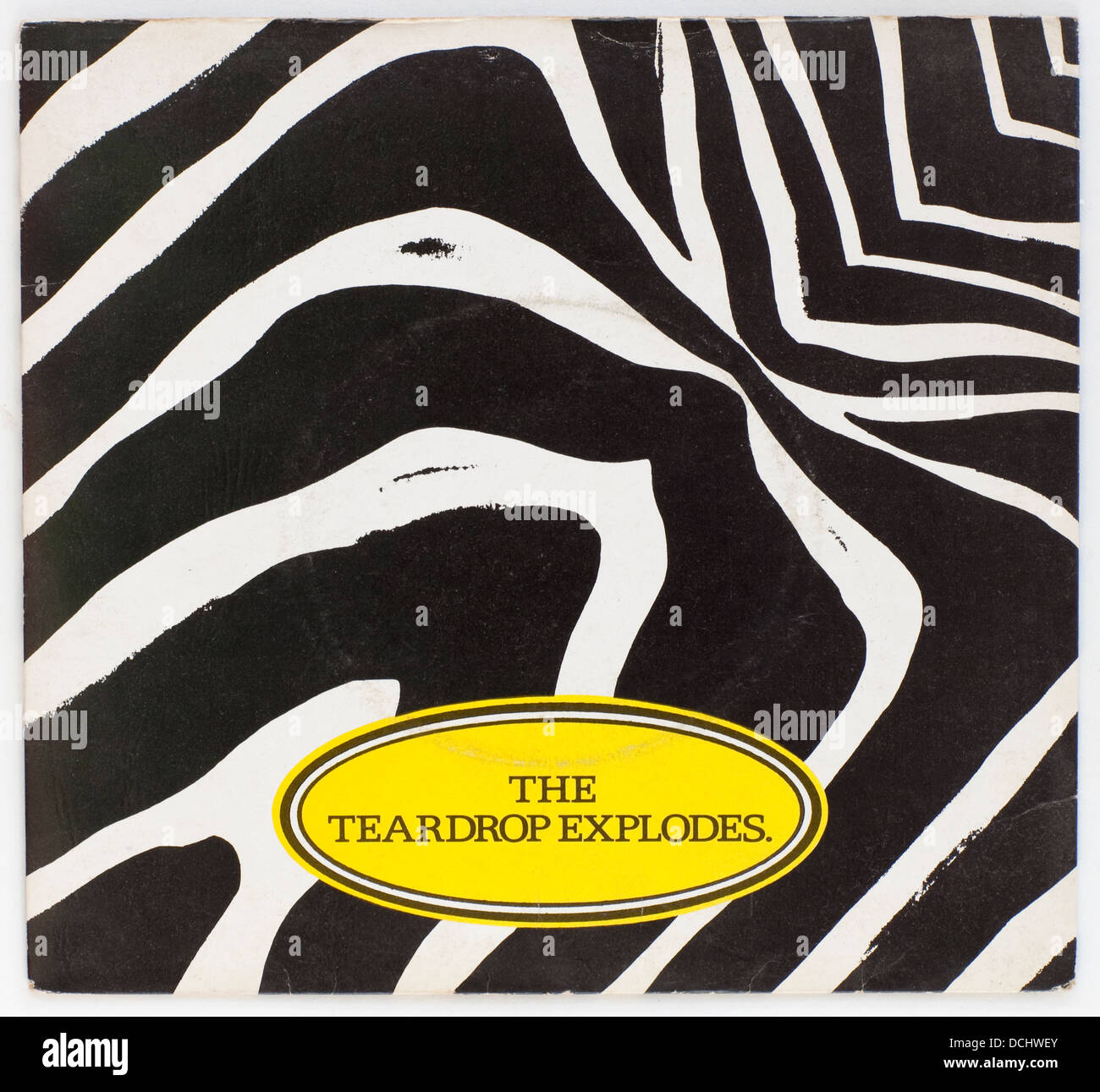 The Teardrop Explodes - Reward, 1981 picture cover single on Phonogram - Stock Image