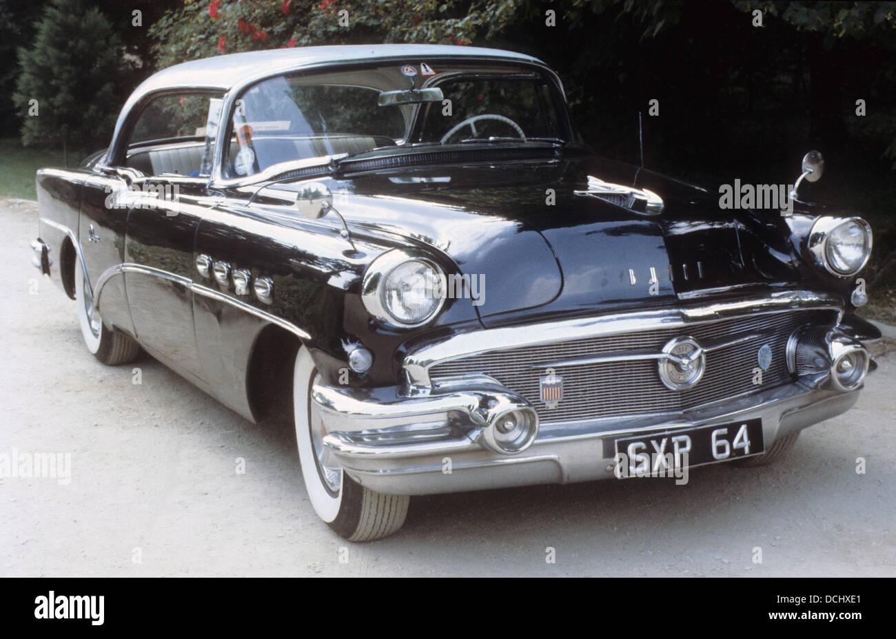1956 BUICK SUPER - Stock Image