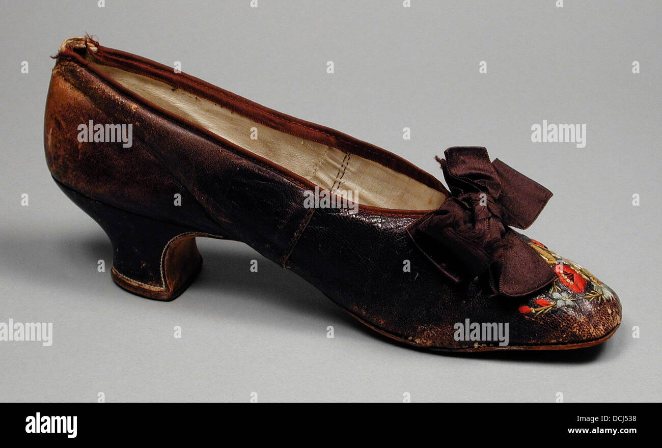 Woman's Slipper 37.24.78 - Stock Image