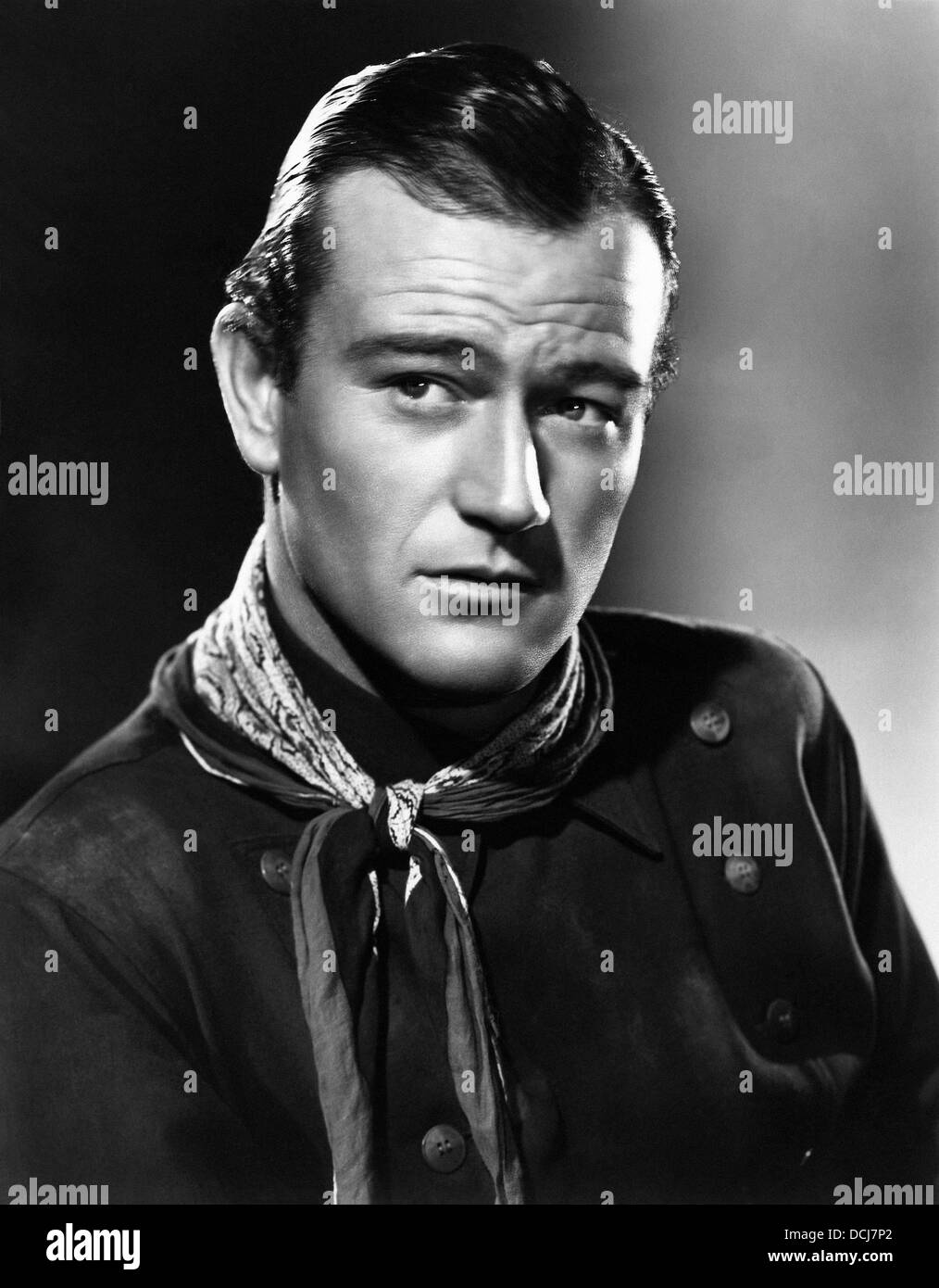 STAGECOACH - John Wayne - Directed by John Ford - United Artists 1939 . - Stock Image