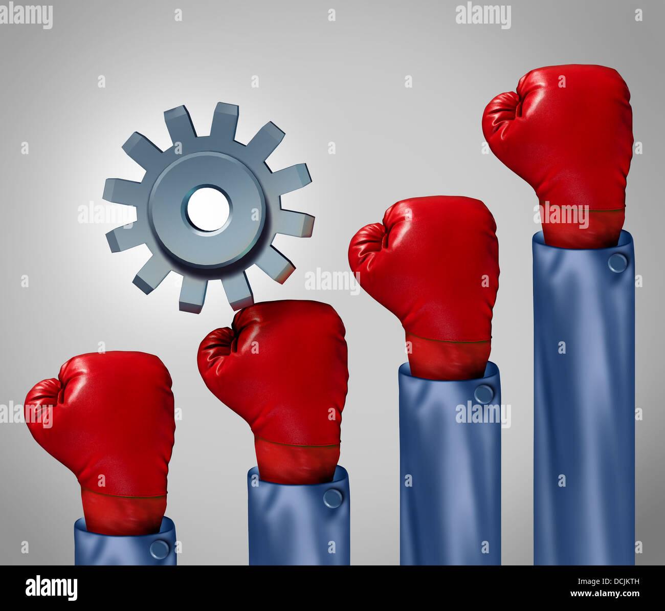 Overcoming Adversity Symbol