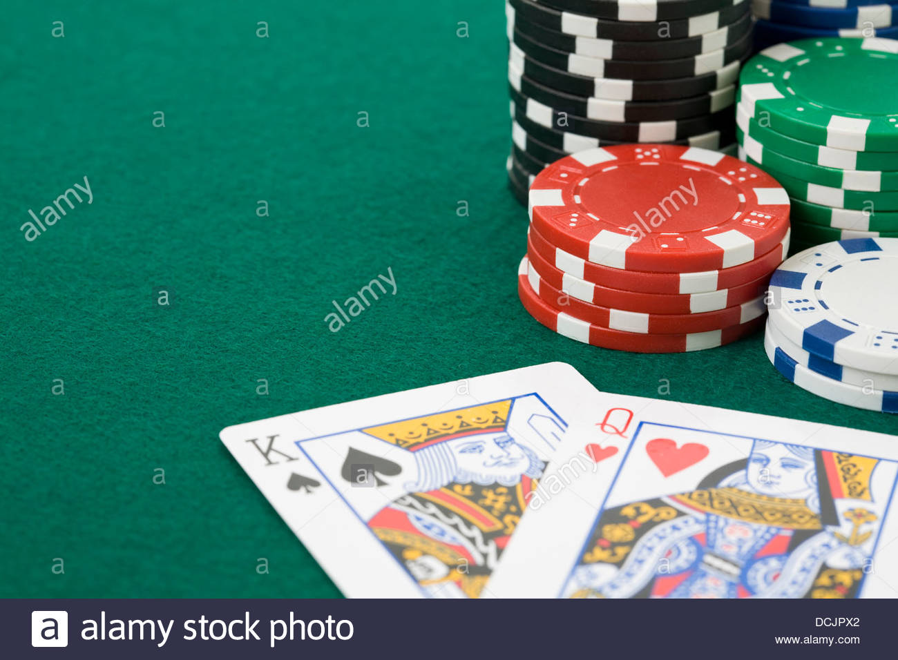 King cards poker chips geant casino paris