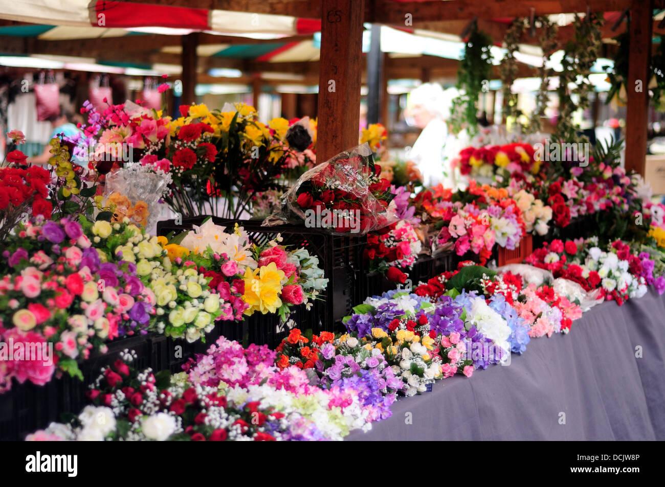 Flowers funerals stock photos flowers funerals stock images alamy chesterfield outdoor marketproducts for funerals and tombstones stock image izmirmasajfo