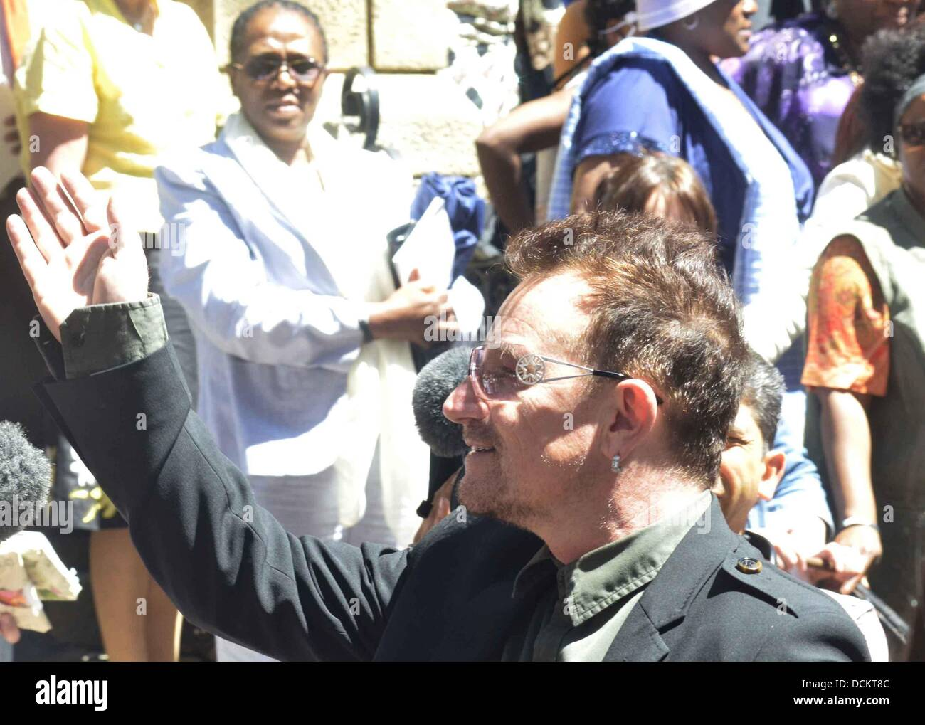 Bono The book Launch of the authorised biography of