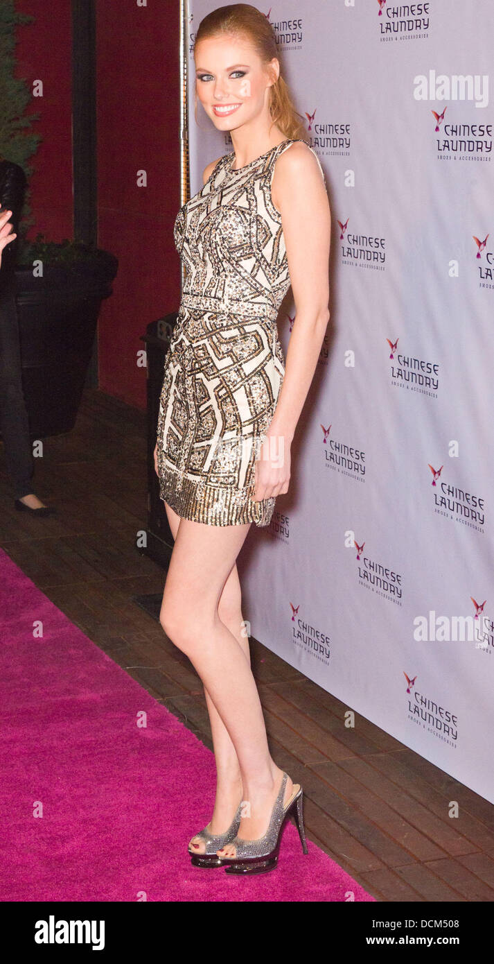 67663080d09 Alyssa Campanella Miss USA 2011 Chinese Laundry celebrates Kristin  Cavallari as their Web Ambassador held at The Redbury Hotel Hollywood