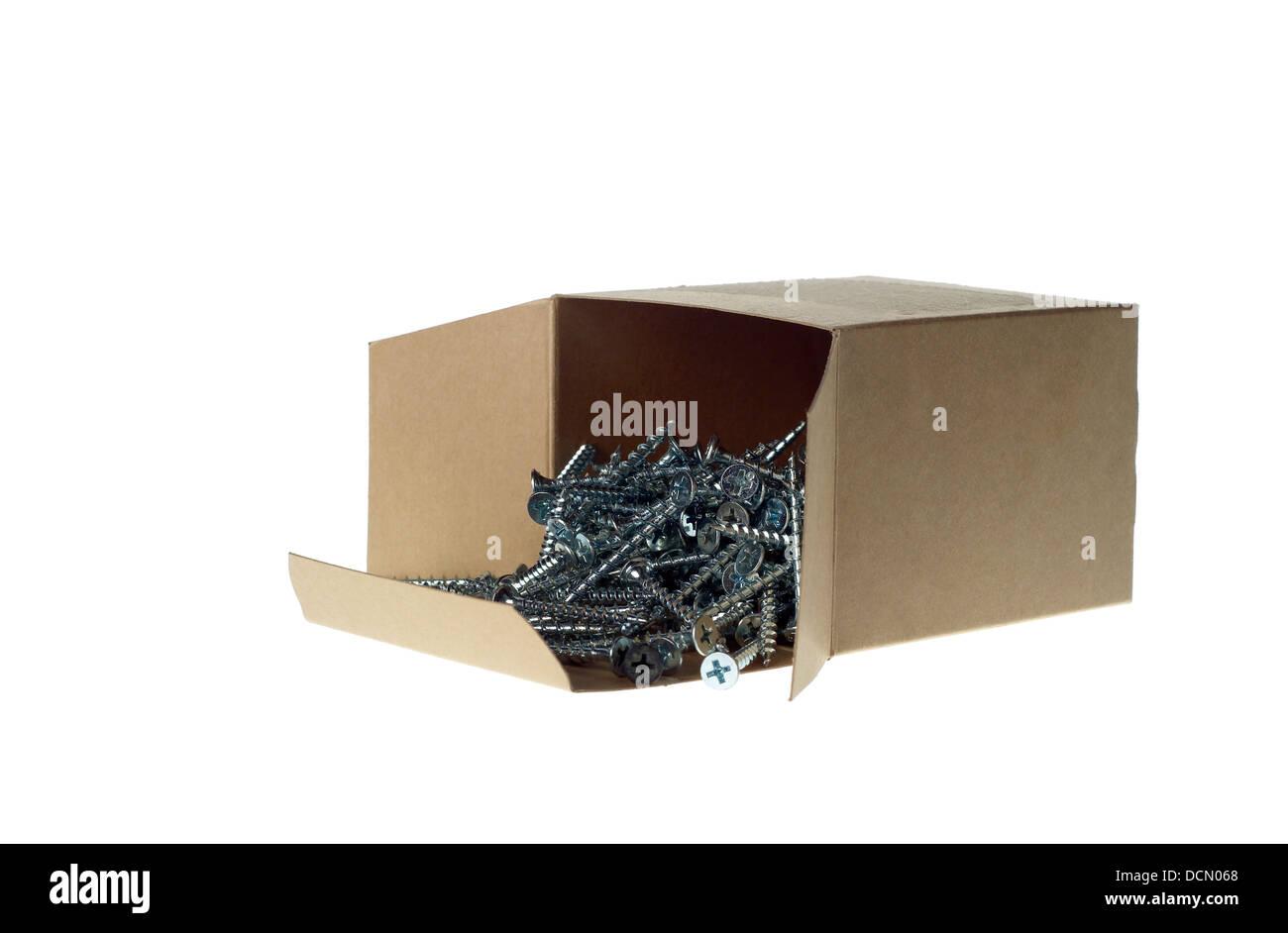 Screws - Stock Image