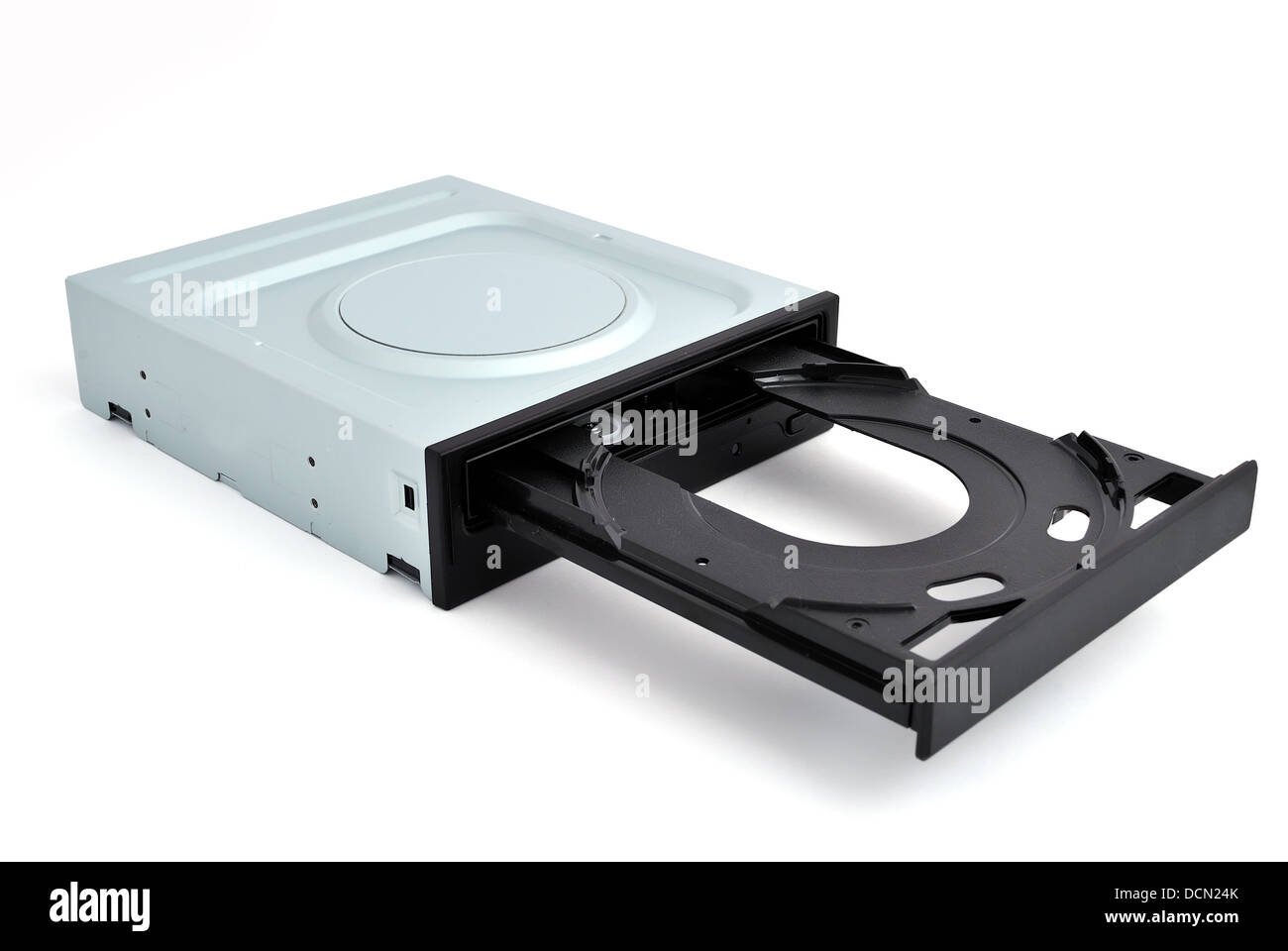 dvd rom - Stock Image