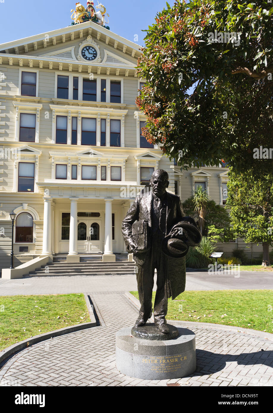 Dh Law School Wellington New Zealand Labour Prime Minister Peter