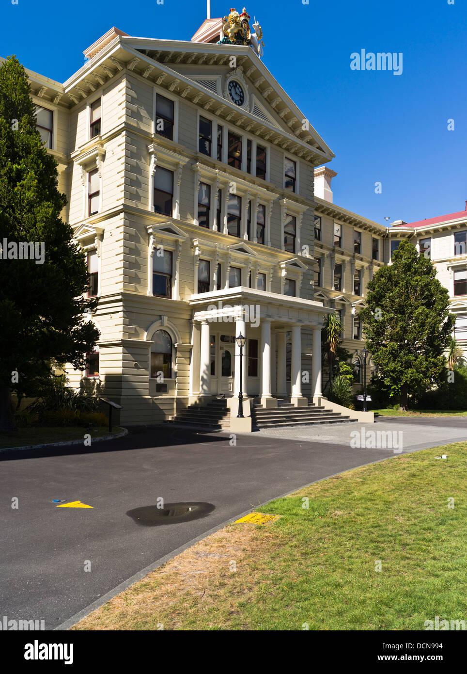 Dh Law School Wellington New Zealand Victoria University Law Faculty