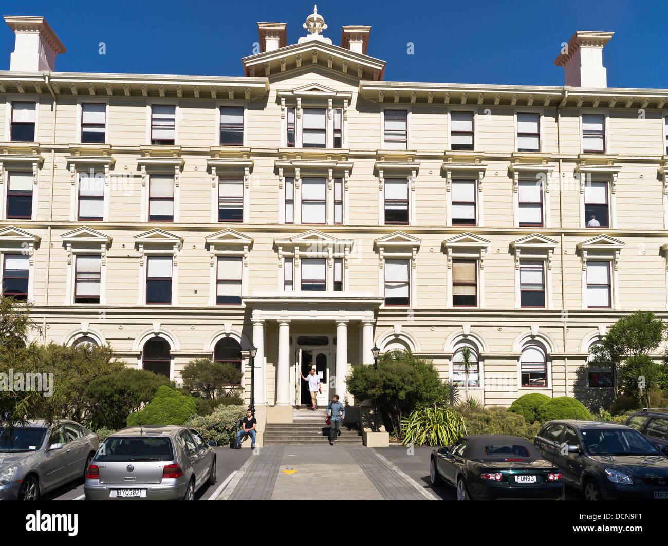 Dh Law School Wellington New Zealand Students Victoria University