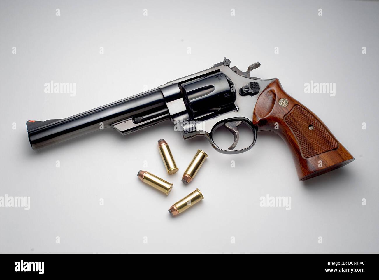 gun - Stock Image