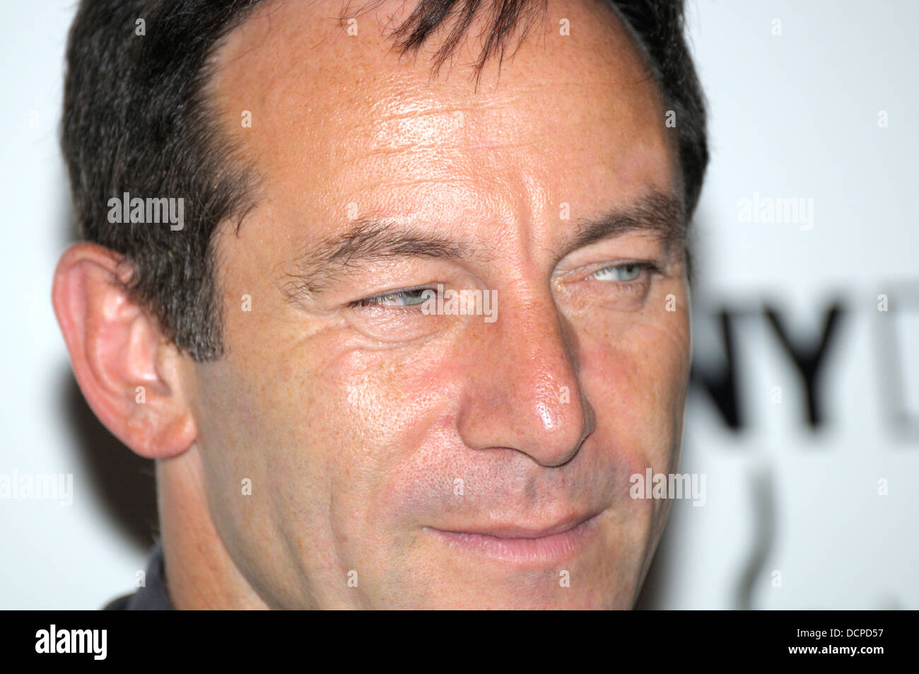 Jason Isaacs (British actor) at the UK Gala Premier Screening of 'Any Day Now',  Apollo Piccadilly. 20th August Stock Photo