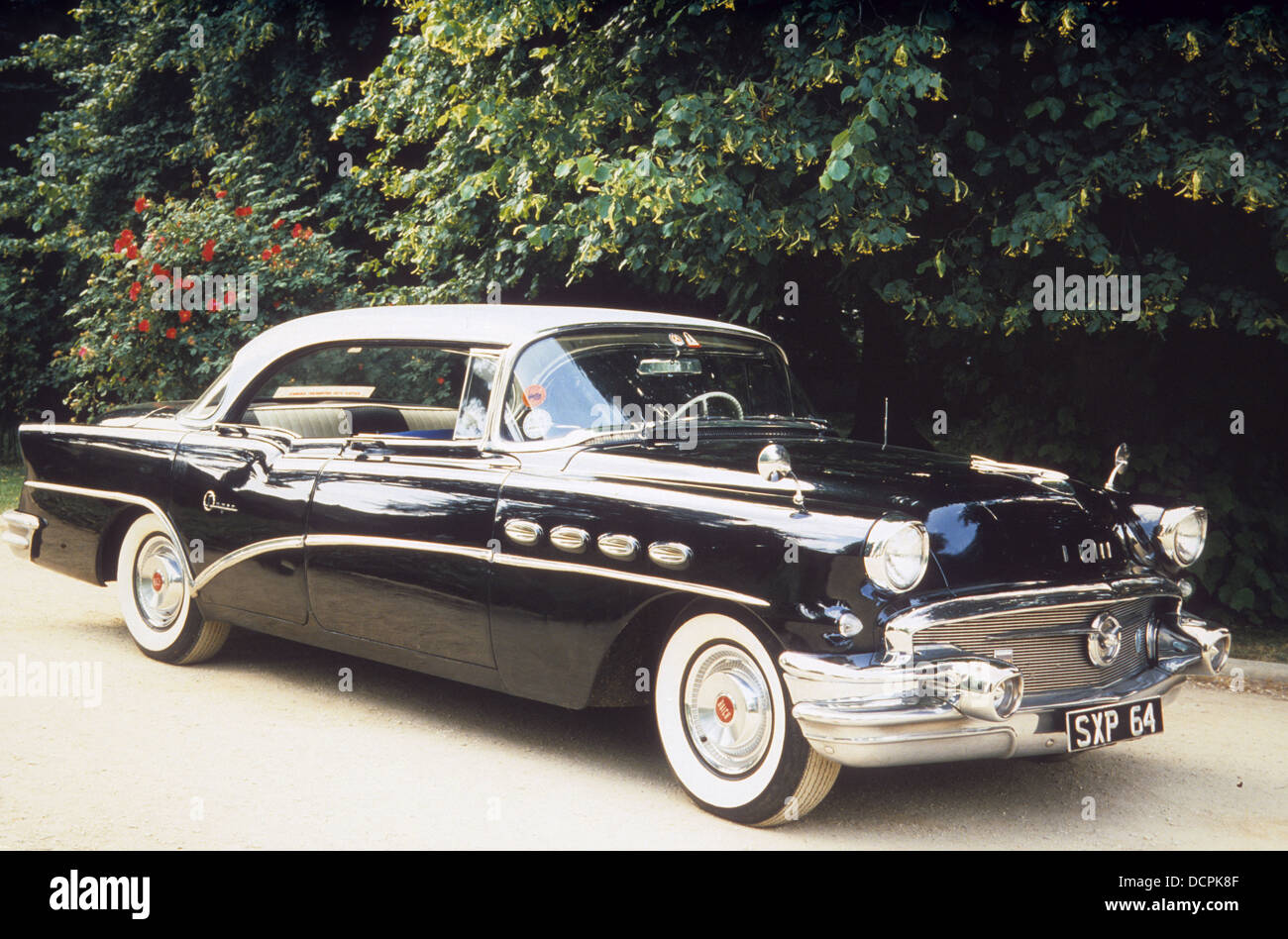 1956 BUICK SUPER. Photo Nicky Wright - Stock Image