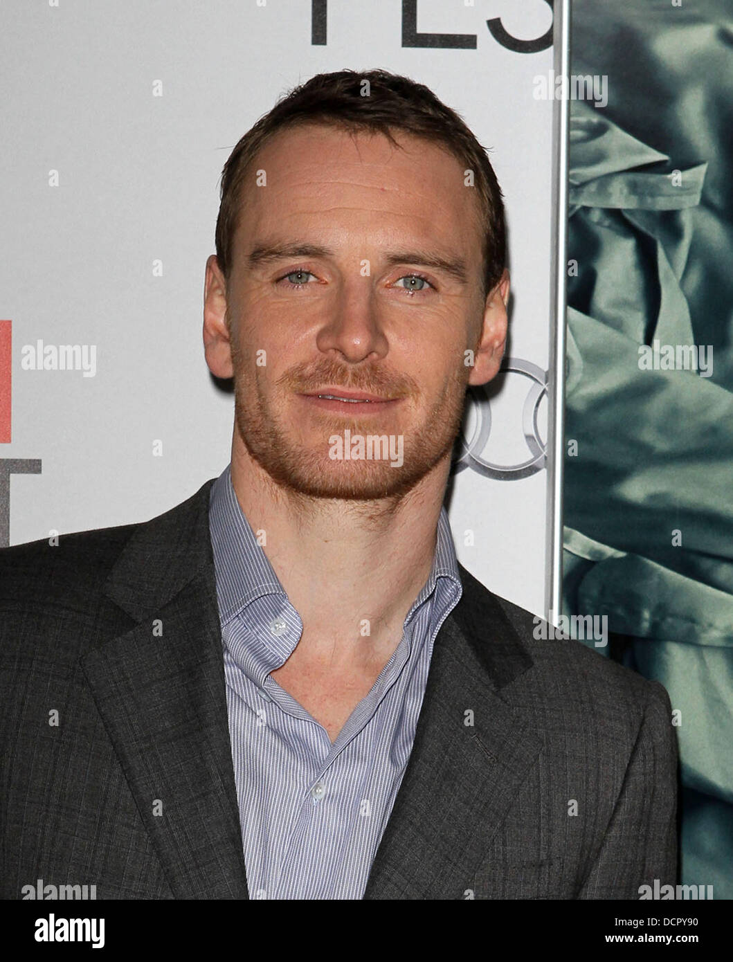 Michael Fassbender AFI Fest 2011 premiere of 'Shame' held at Stock