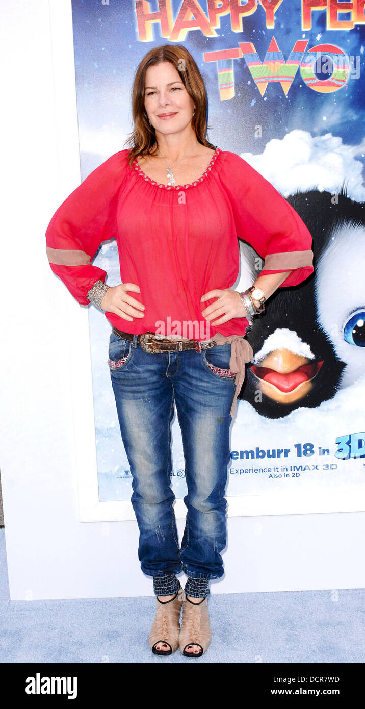 marcia gay harden happy feet stock photos & marcia gay harden happy