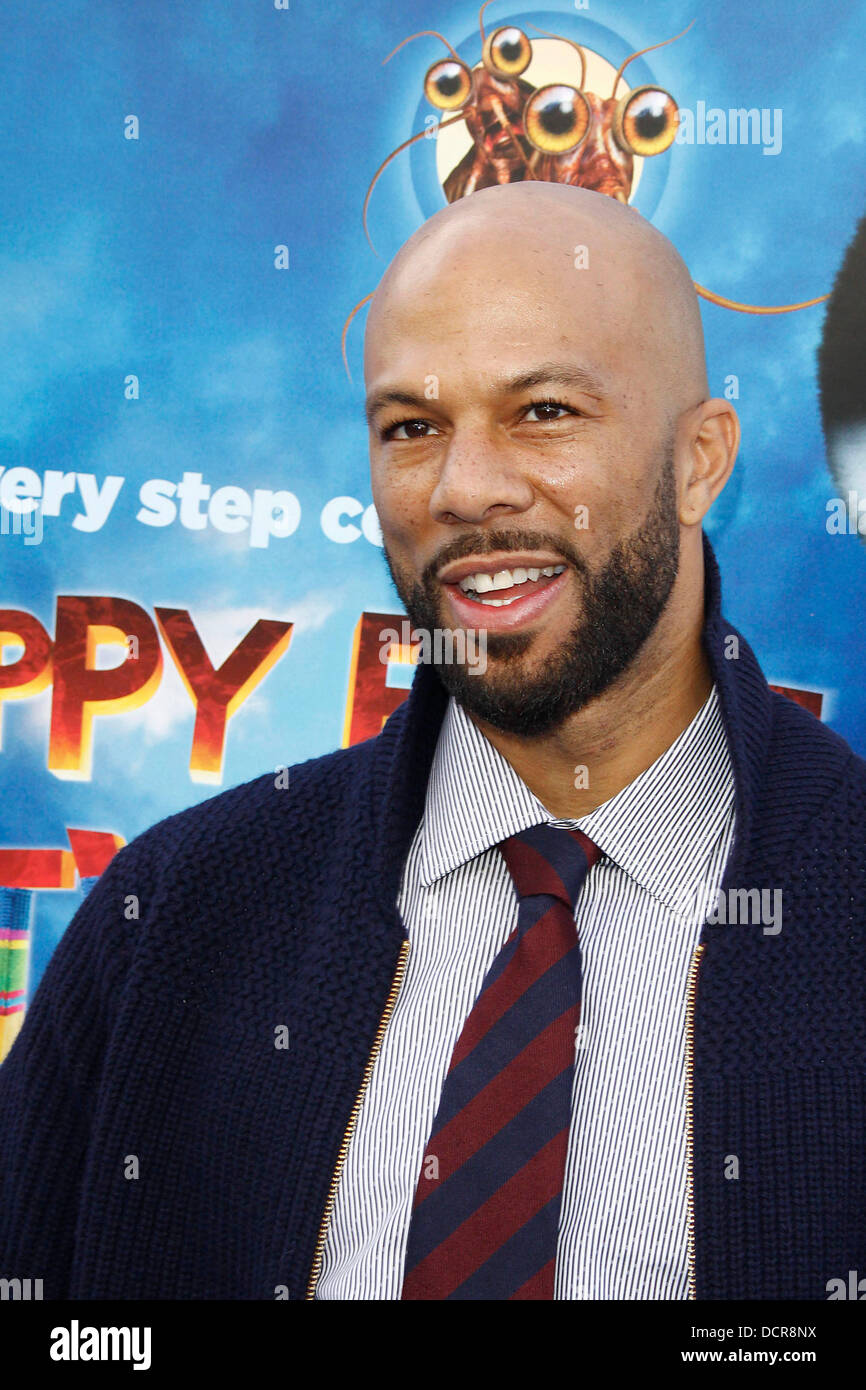 Hip Hop artist / actor Common arrives at the World Premiere of