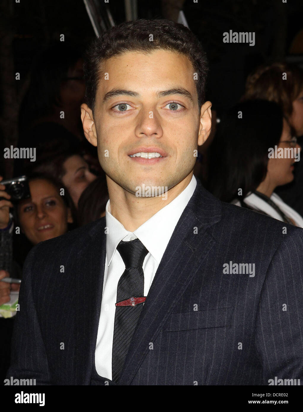 Rami Malek The Twilight Saga: Breaking Dawn - Part 1 World Premiere Stock  Photo - Alamy