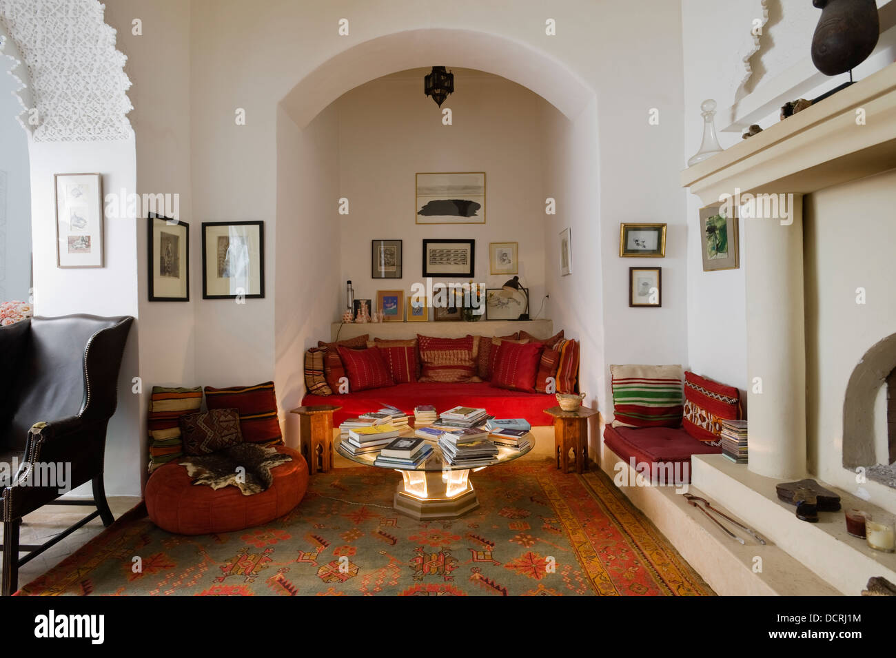 cheap moroccan furniture. Moroccan Style Living Area - Stock Image Cheap Furniture