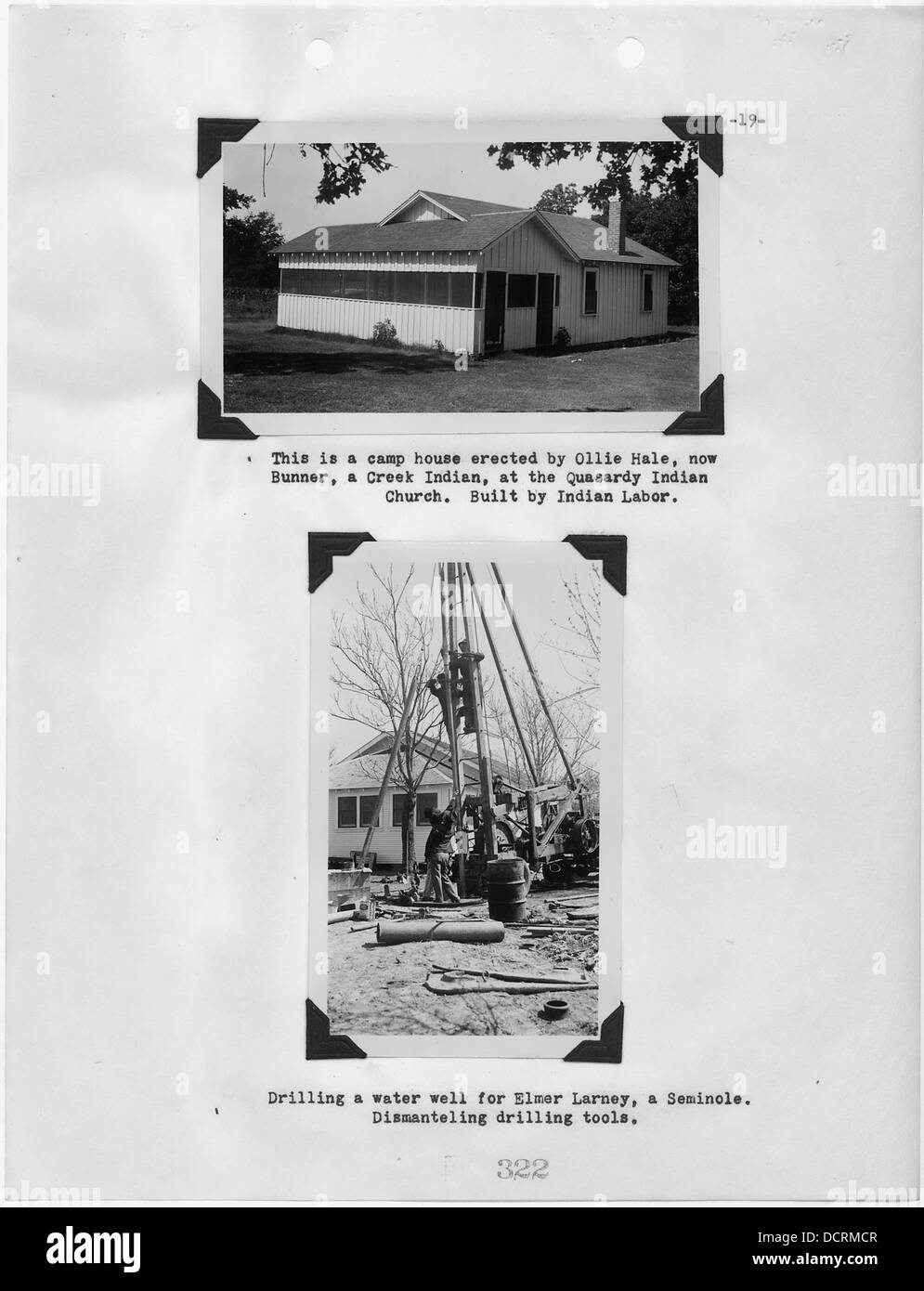 Annual Report Of The Construction Division Of The Five Civilized Tribes 1939 251705