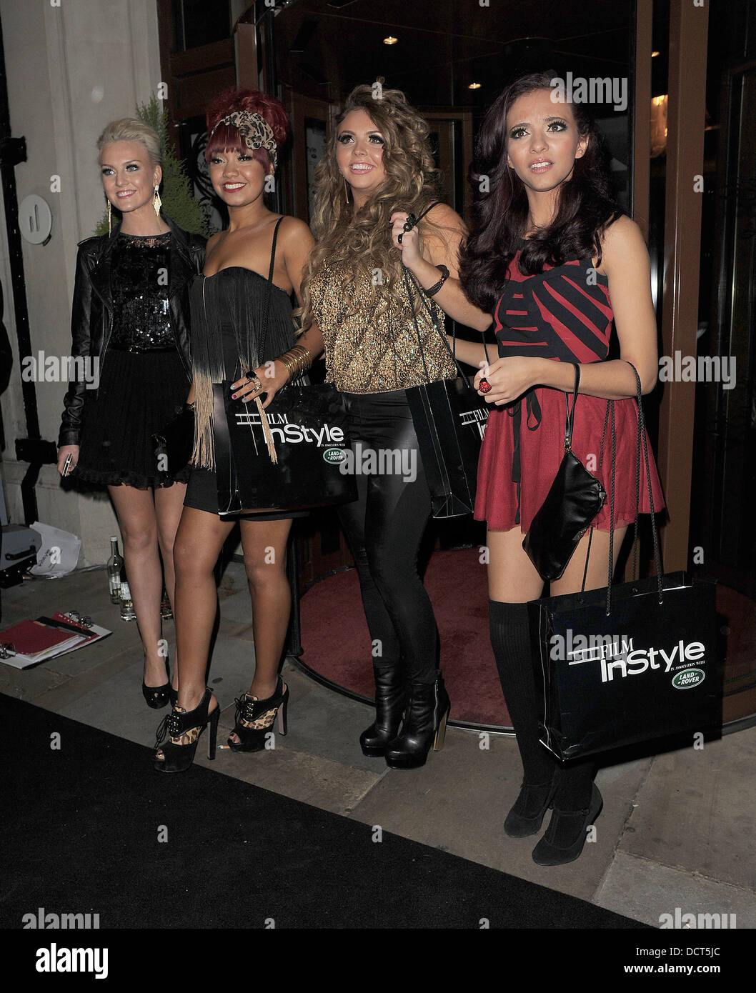 Little Mix Band Members Perrie Edwards Jade Thirlwall Jesy