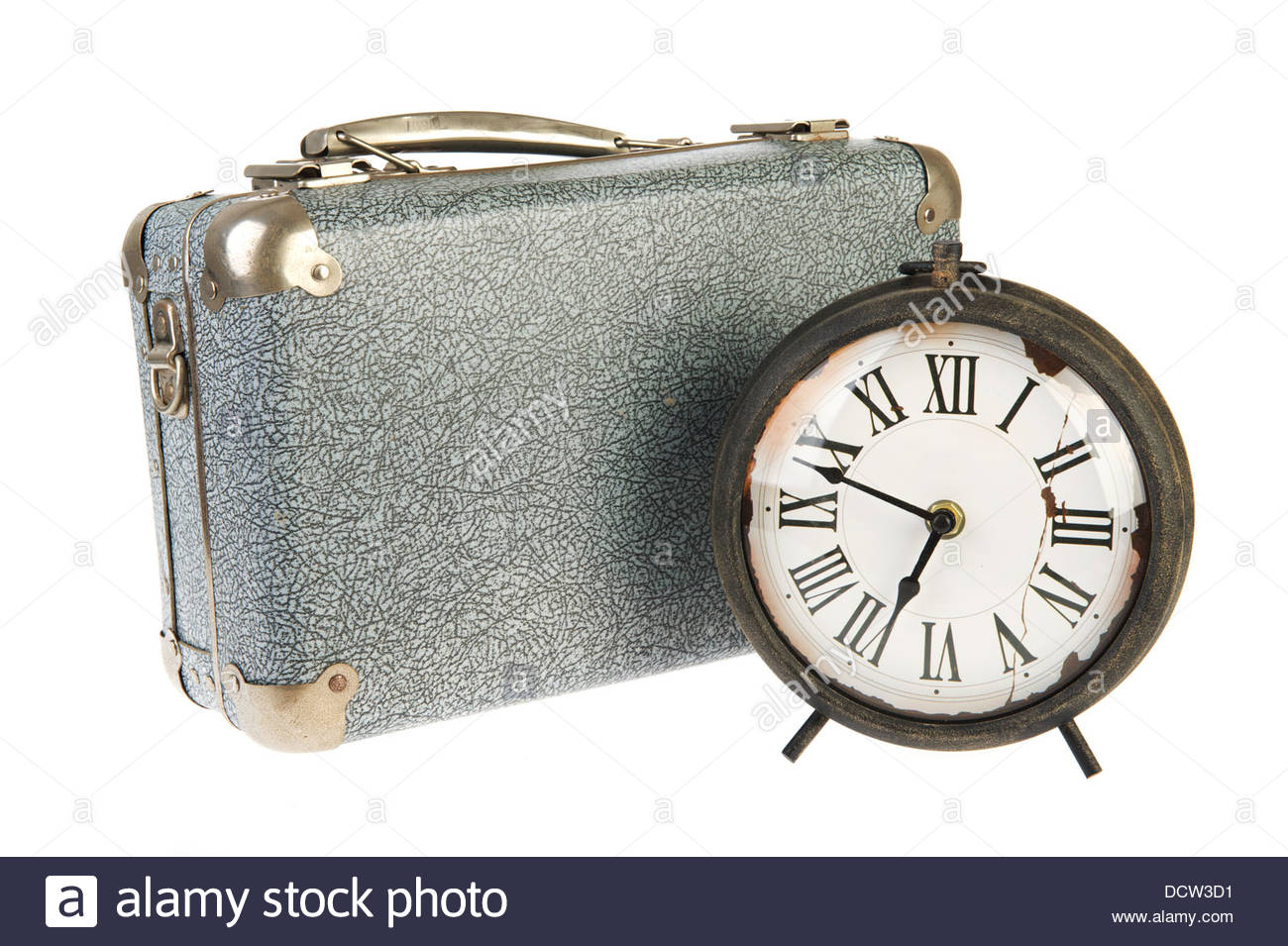 Old times - Stock Image