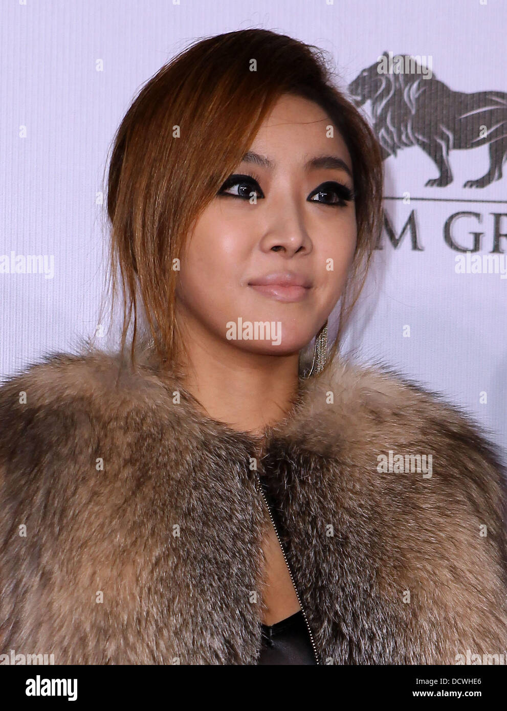 Band member of Brown Eyed Girls 2011 Billboard KPOP Masters at MGM ...