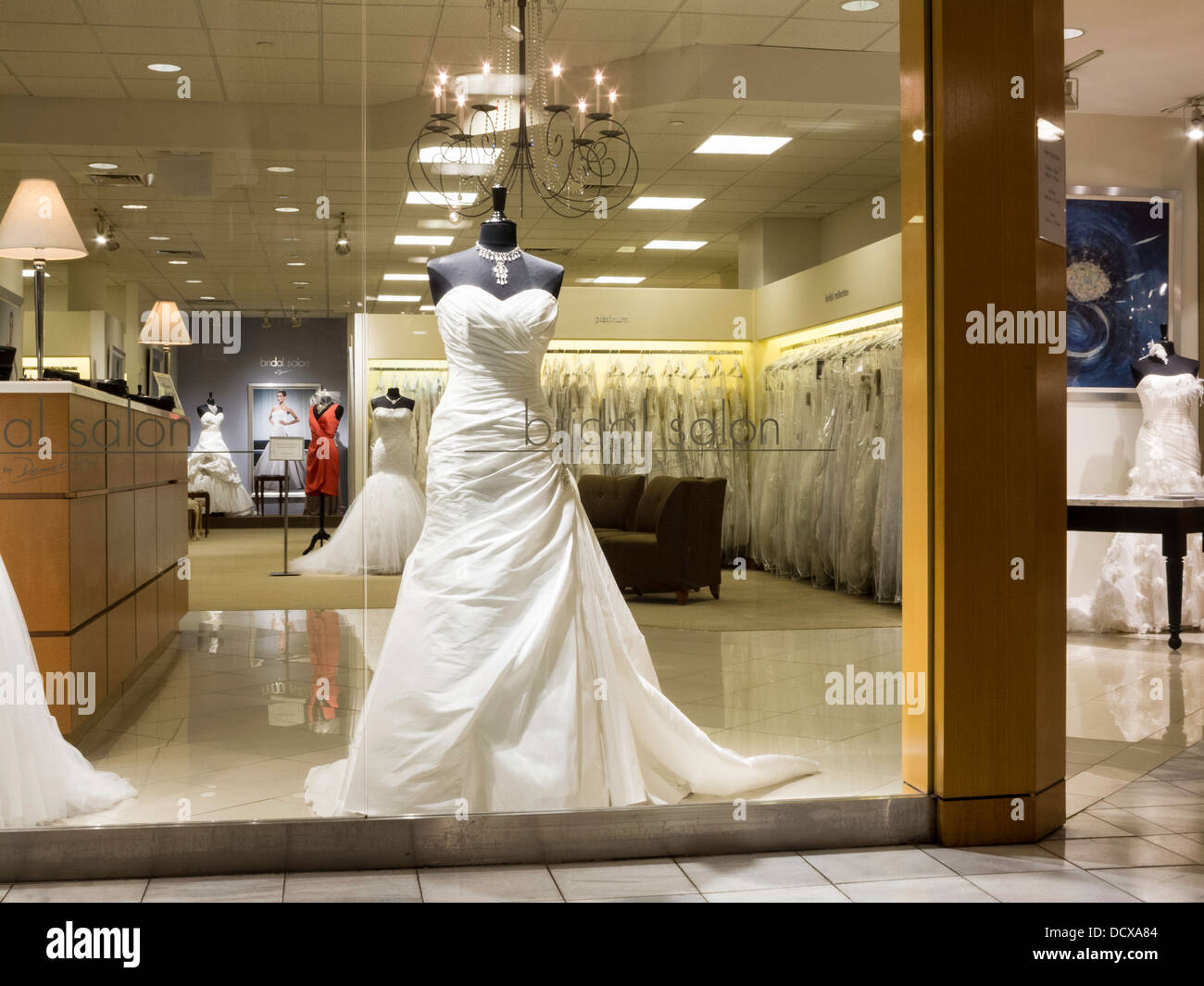 Macy\'s Bridal Salon by Demetrios in Macy\'s Flagship Department Store ...