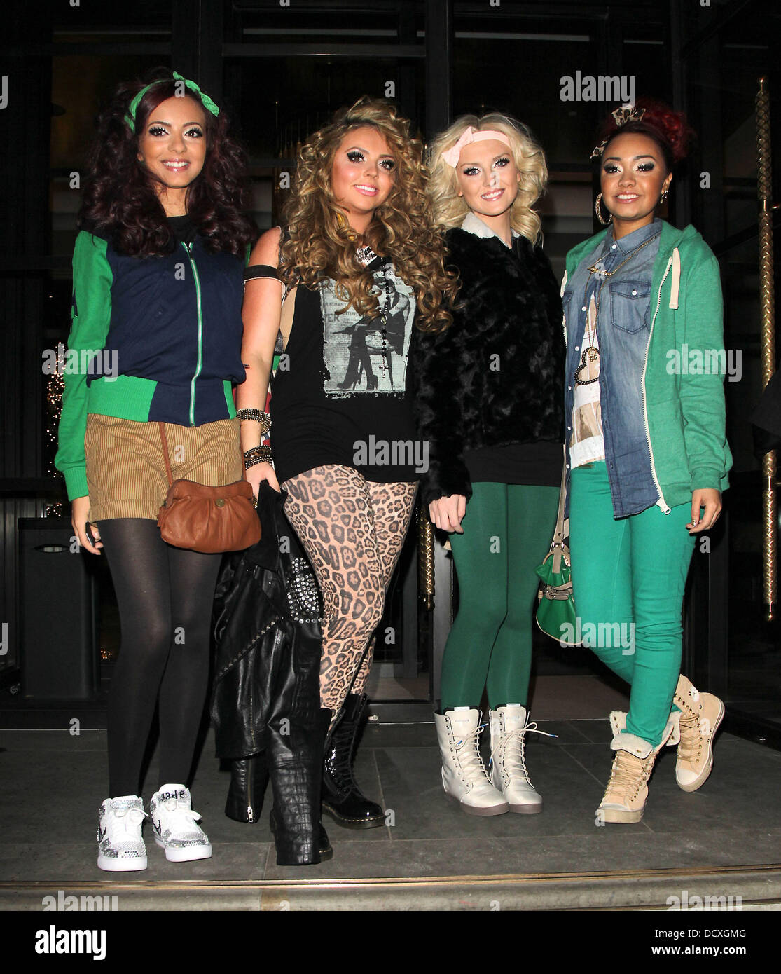 Jade Thirlwall Jesy Nelson Perrie Edwards And Leigh Anne Pinnock