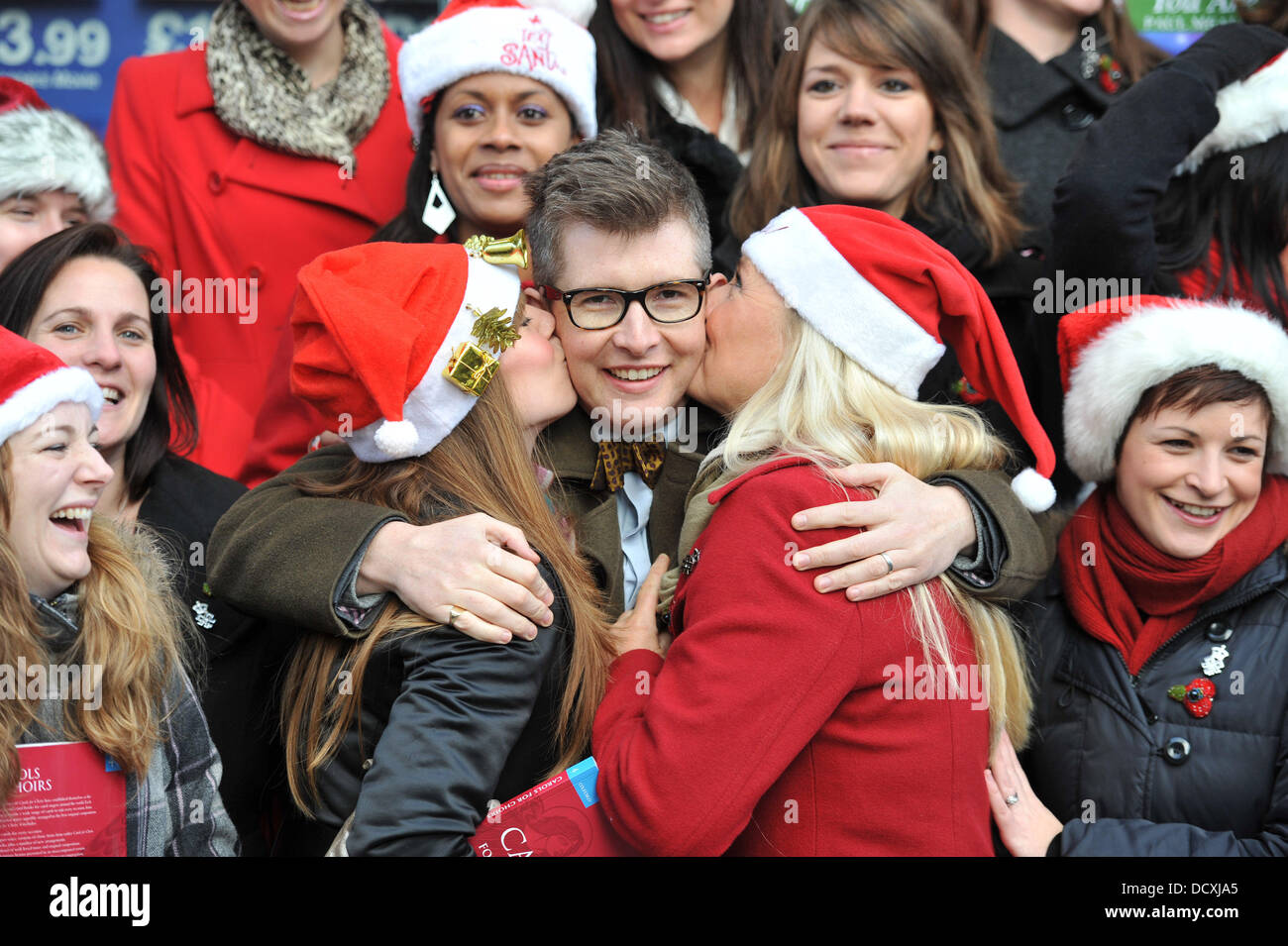 Gareth Malone Choir High Resolution Stock Photography and Images - Alamy