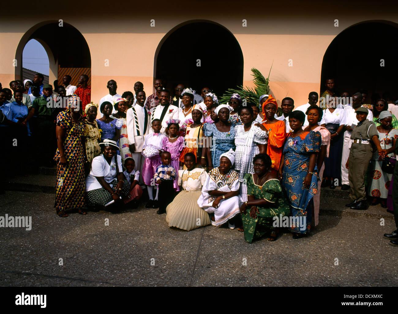 Ghana Wedding Stock Photos Ghana Wedding Stock Images Alamy