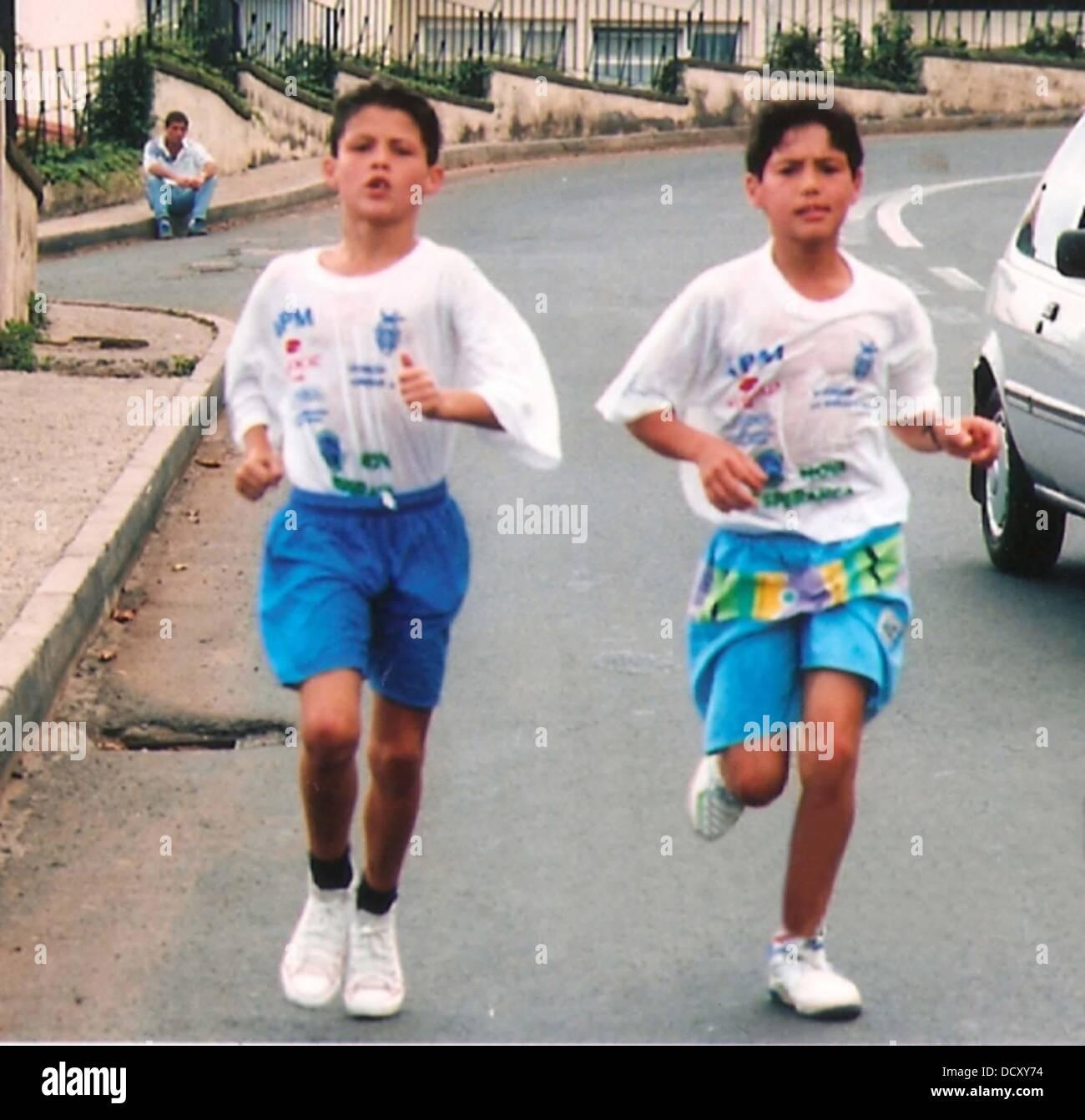 Cristiano Ronaldo Childhood Photos Of Cristiano Ronaldo Madeira