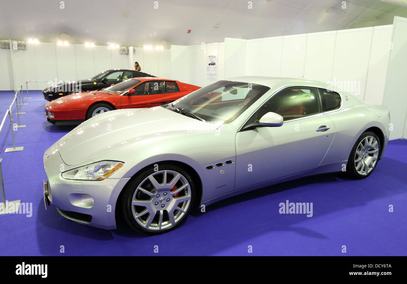 Maserati GranTurismo - Stock Image