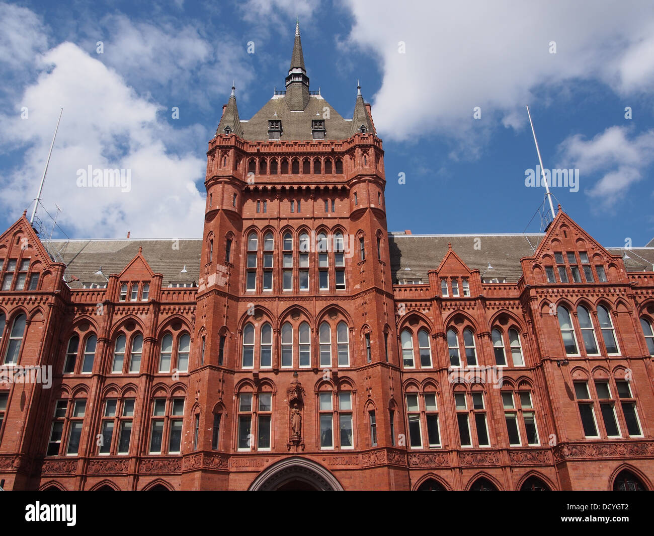 London Prudential Assurance Building, High Holborn - Stock Image