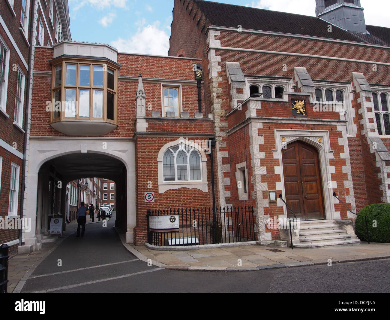 London, Inns of Court, Gray's Inn - Stock Image