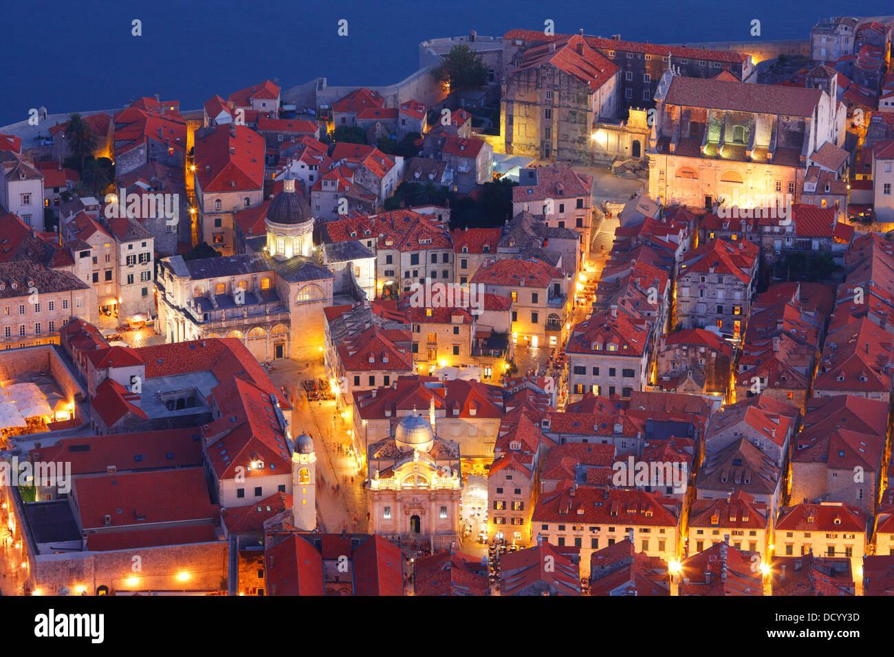 Dubrovnik Croatia - Stock Image