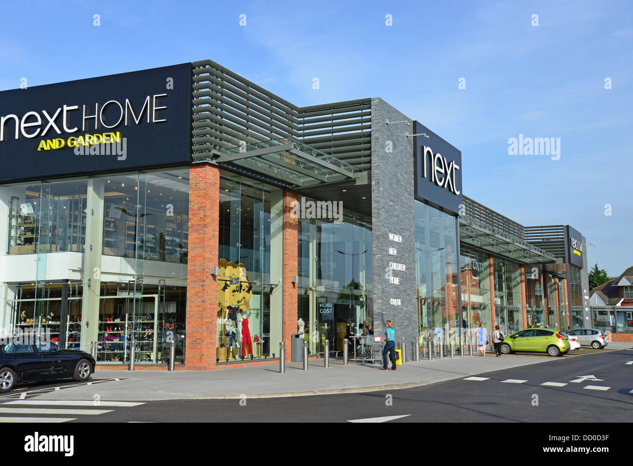 Next Home And Garden Store, London Road, Camberley, Surrey, England, United  Kingdom