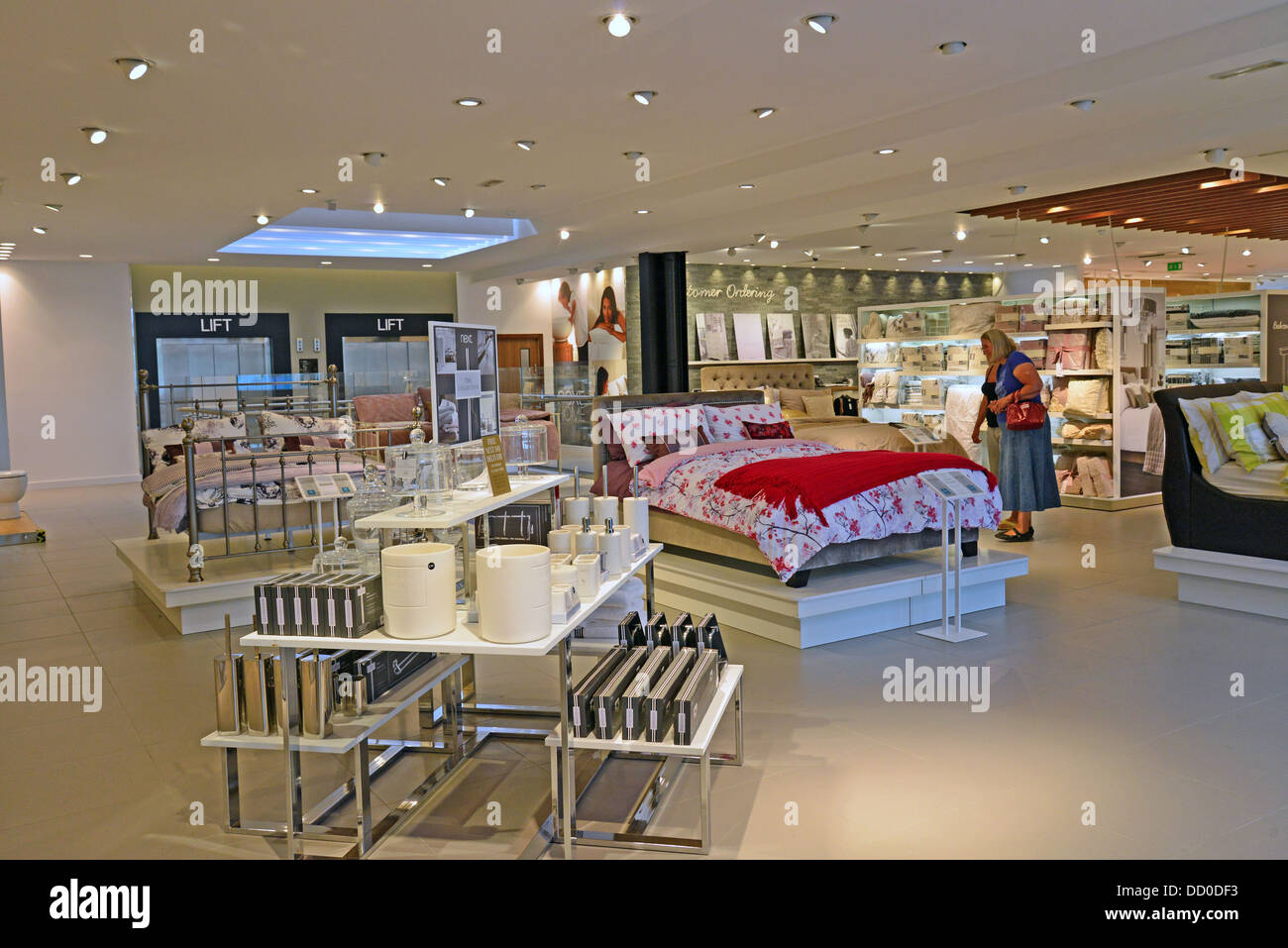 Superb Home Furnishings Department, Next Home And Garden Store, London Road,  Camberley, Surrey, England, United Kingdom