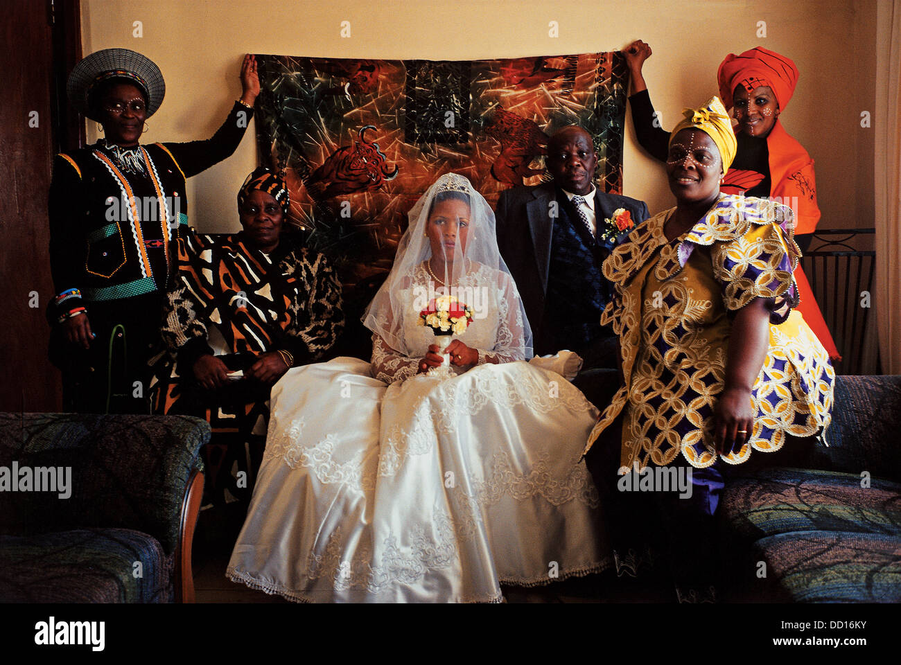 Xhosa Family Stock Photos Xhosa Family Stock Images Alamy